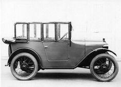 Agatha Christie's car