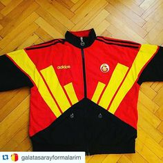 #Repost love this Galatasaray tracksuit from @galatasarayformalarim - Galatasaray 1997-1998 Track Top #galatasaray #istanbul #turkey #adidas #ultraslan #ultrasgala #ultras #galaultras #galafans #hooligans #galahools #gala #football #jersey #shirt #fans #alisamiyen #turktelekomarena #ttarena #hell #instagram #igersgs #classic #shirtporn #jerseyporn #footballshirtcollective
