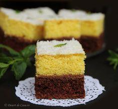 40 Retete - Prajituri de casa pentru sarbatori - Desert De Casa - Maria Popa Sweets Recipes, Desserts, Cake Photography, Cornbread, Vanilla Cake, Nutella, Cheesecake, Food And Drink, Cookies