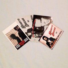 Nick Cave Postcard Set Vintage 4 pc Lot The Bad Seeds Promotional Postcard Jack The Ripper Henrys Dream