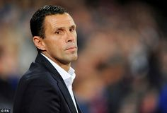 Former Sunderland and Brighton boss Gus Poyet appointed new Real Betis manager on a two-year deal after leaving AEK Athens