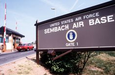 Sembach Air Base, Germany