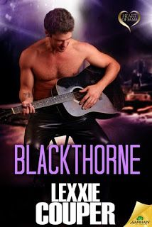 Reviewed by Wendy StarAngels' Reviews: Blackthorne (Heart of Fame #8) by Lexxie Couper