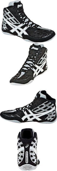 Footwear 79799: New Asics Split Second 9 Wrestling Shoes - 11.5 45 - Kickboxing Martial Arts Mma -> BUY IT NOW ONLY: $59.99 on eBay!