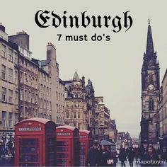 7 must do's in Edinb