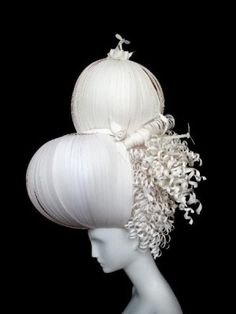 Paper-Cut-Project...how about this for a wig!