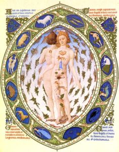 Print of Anatomical/Astrological Man. Miniature depicting the influence of the zodiacal stars on the human body from the century manuscript of the Tres Riches Heures of Jean, Duke of Berry Framed Art, Medieval Art, Canvas Prints, Literature Art, Acrylic Prints, Illuminated Manuscript, Art, Woodcut, Sacred Art