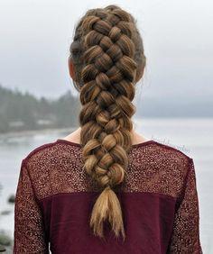 20 different 5 strand braid ideas