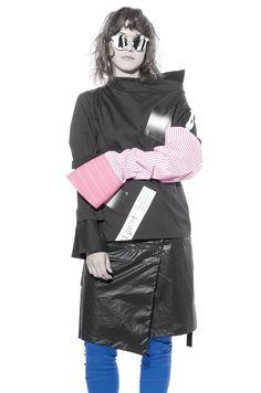 art point Summer Collection, Fashion Brand, Leather Jacket, Jackets, Art, Studded Leather Jacket, Down Jackets, Art Background, Fashion Branding