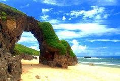 Nakabuang Beach and Arch in Batanes