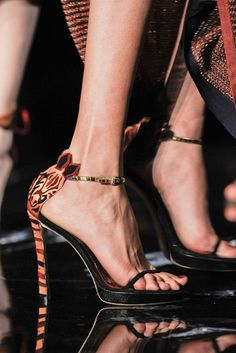 Louis Vuitton Giraffe Shoes S/S11