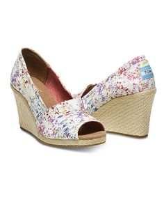 The only time I buy TOMS are on #zulily because they're on SALE!