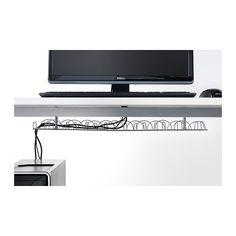 SIGNUM 가로형전선정리대 - IKEA