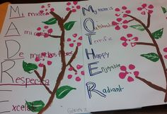 Mother's Day crafts :)
