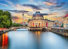 UPDATED June 2019 - Looking for the best cities to visit in Germany? Here's a list of 10 best cities in Germany that should be on your bucket list. Berlin City, West Berlin, Museum Island, Shore Excursions, Most Beautiful Cities, Berlin Germany, Best Cities, Great Places, Amazing Places