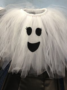 A personal favorite from my Etsy shop https://www.etsy.com/listing/156466251/ghost-pre-order-tutu-dress-costume