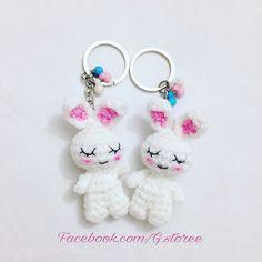 Tiny Rabbit - free pattern