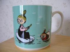 "Muumimuki ""Water mug"" -sarja (vihreä) Yamaka"