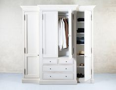 Store it right with our Designed by Sibley wardrobes Bedroom Wardrobe, Wardrobe Doors, Wardrobe Closet, Utility Cupboard, Cupboard Storage, Oak Wine Rack, Country Style Furniture, Wardrobe Solutions, English Country Style