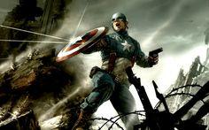 captain america beautiful wallpaper desktop