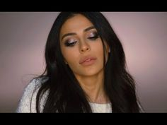 FULL GLAM HOLIDAY MAKEUP | ALL DRUGSTORE - YouTube