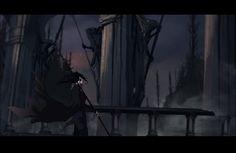 BADASSERYWOMAN : Photo - Banished Shadow