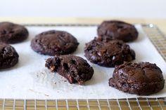 The Browniest Cookies -- Smitten Kitchen