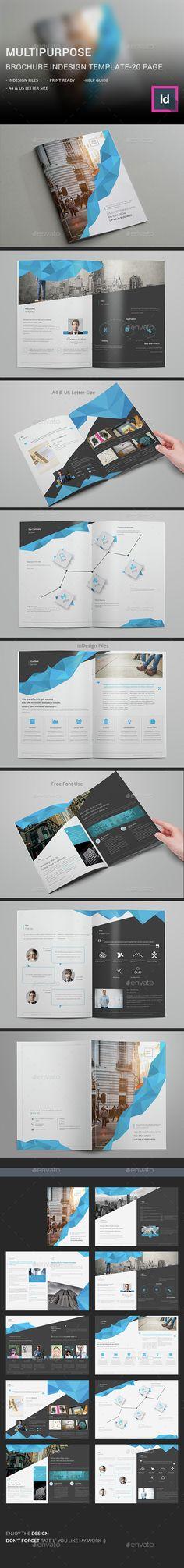 Annual Report Template u2014 PSD Template #green #report u2022 Download - annual report templates free download
