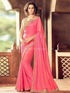 4ac3515711982f Party Wear Saree with Mirror Work  rajwadi  saree  ethnicwear  occasionwear   sareeswag