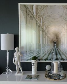Palazzo Reale Torino, by DAVID BURDENY - Galerie de Bellefeuille, Montreal, QC