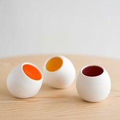 Rocking Votives from Pigeon Toe Ceramics