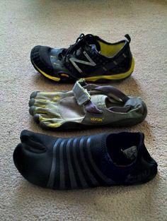 Barefoot Shoes Comparison & Review