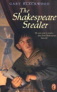 The Shakespeare Stealer by Gary Blackwood http://smile.amazon.com/dp/0141305959/ref=cm_sw_r_pi_dp_OA0Ovb0XJM1PM
