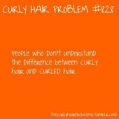 curly hair problems |