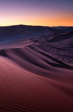 """ The Sand Mountain """