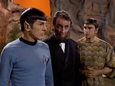 Image result for star trek the savage curtain