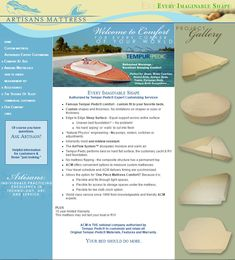 Brochures and past Advertisements Custom Mattress, Website Home Page, Yacht World, Brochure Cover, Magazine Ads, Advertising Campaign, Brochures, Past, Coaching