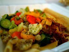 15 receitas fáceis para wok: bacon c/ vegetais