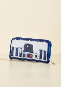R2 With Me? Wallet. Without a doubt, this faux-leather handbag will come with you everywhere!  #modcloth