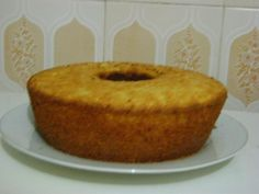 Receita de Bolo de mandioca. Enviada por Dalveni e demora apenas 50 minutos. Types Of Cakes, No Bake Pies, Raw Food Recipes, Tart, Deserts, Muffin, Vegan, Baking, Breakfast