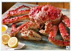 Whole King Crab