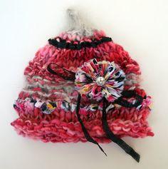 Super cute knit hat