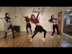 Zara Larsson - Ain't My Fault (Dance Choreography by Sara Shang) - YouTube