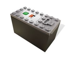 LEGO® Power Functions AAA Battery Box | LEGO Shop £11 - for our Christmas Tree Train needed with 88002 for £11