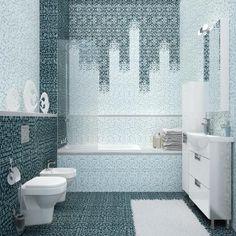 Плитка для ванной Motive