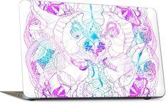 Desiderium Laptop Skin Laptop Skin, Botany, Tapestry, Decor, Hanging Tapestry, Decorating, Tapestries, Decoration, Inredning