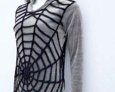 Crochet Pattern Halloween Womens Clothing by PatternsIsland