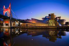 Guggenheim Bilbao Museum, Italy