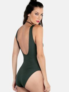 """The most comfortable bodysuit you'll ever rock. Featuring the classic bodysuit cut, low scoop back and two bottom snap closures. Bodysuit measures 27"""" in. from top to bottom hem. All you need are high waisted shorts and sunglasses. #bodysuits #sexy #MakeMeChic #MMCstyle #ootd #MMC #style #fashion #newarrivals #summer16"""