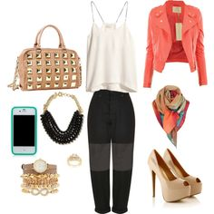 """""""buisness casual"""" by isabeau-orozco on Polyvore"""